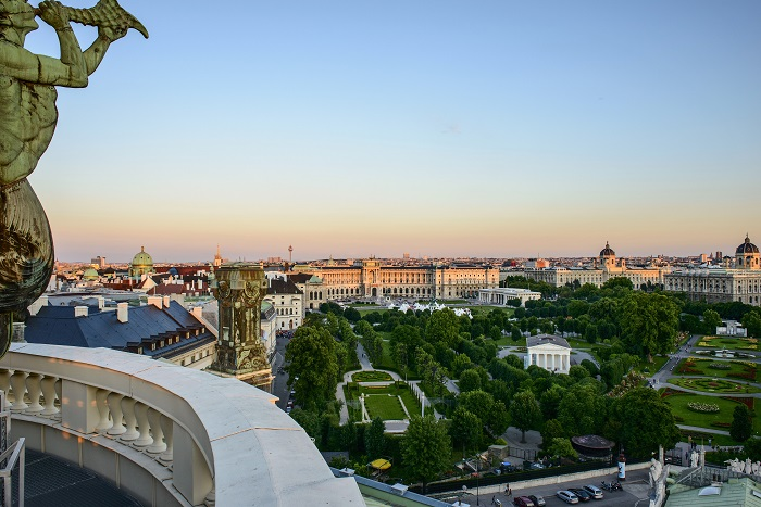 2016: Cerca de 15 millones de estancias nocturnas en Viena