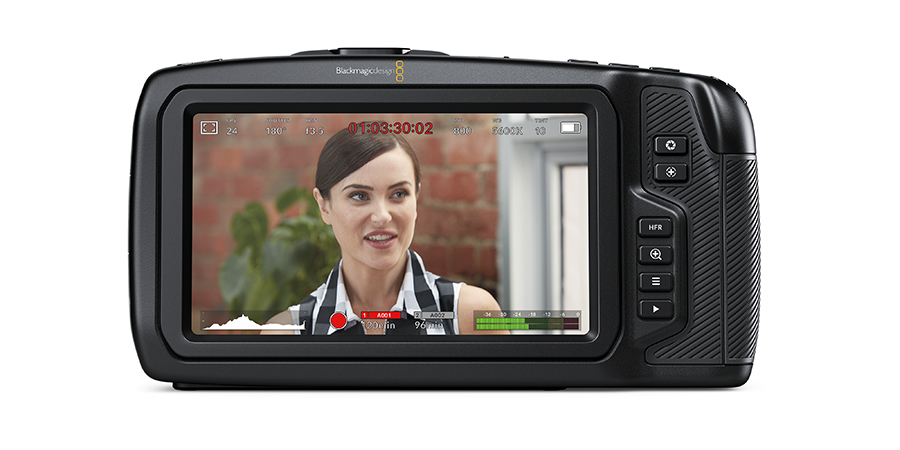 Blackmagic Design anuncia nueva Pocket Cinema Camera 4K